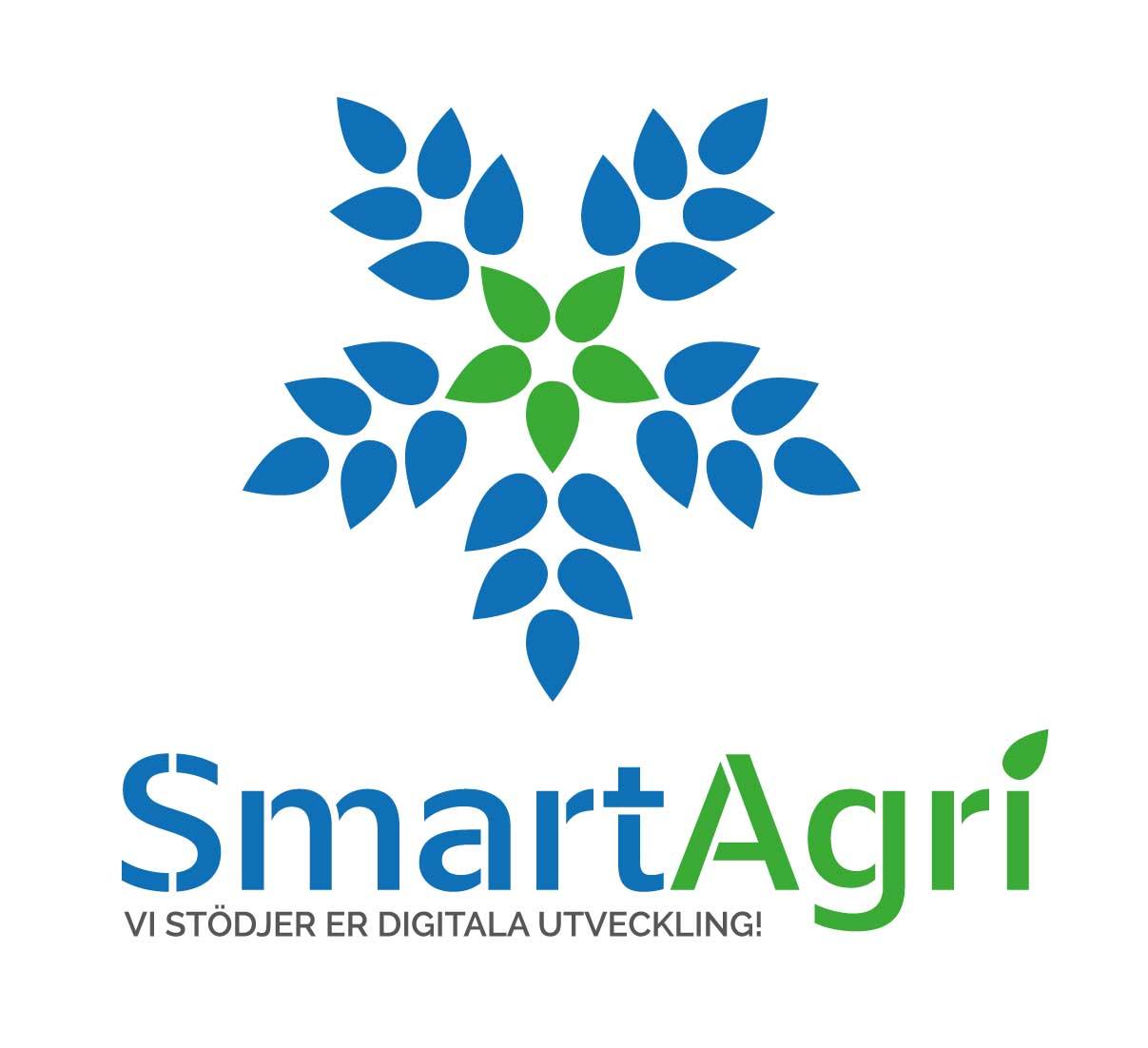 Logotype för SmartAgri